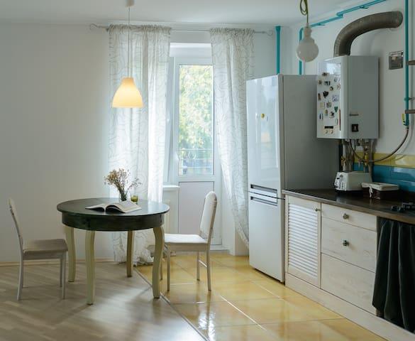 TOLSTOY apartment Chernihiv