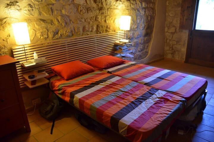 "Bed and Breakfast ""El Mont"" near Besalu"