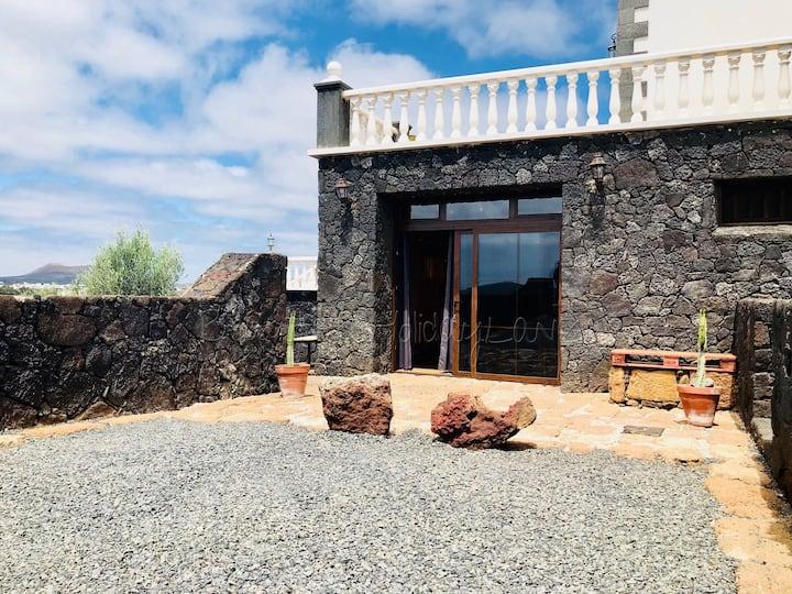 Casa Bellavista with great views in Mozaga