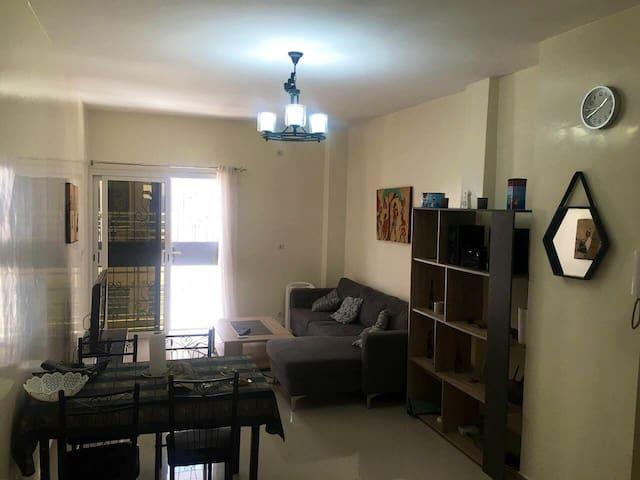 appartement meuble cité Mixta
