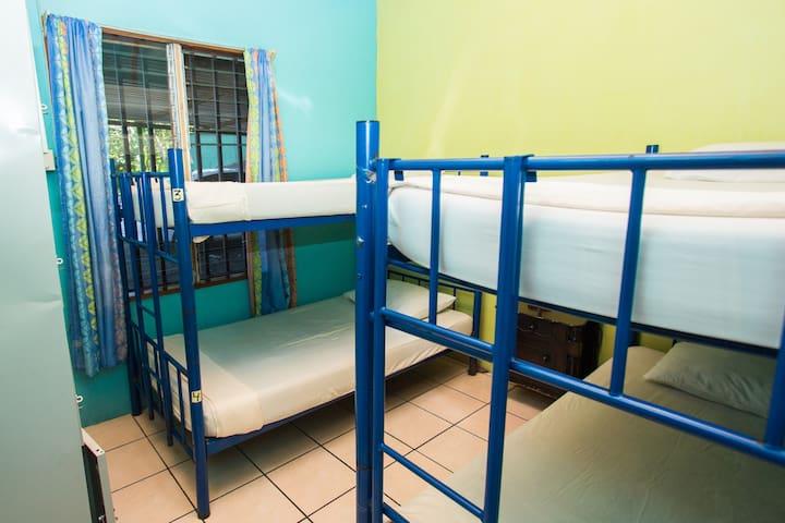 Hostel Vista Serena Dorm 4 beds with fan