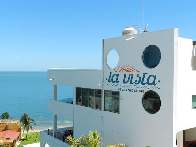 La Vista San Lorenzo Suites, Campeche