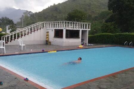 Centro Ecoturistico la Esmeralda - Ibague - Chalet