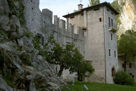 Enjoy life in a medieval castle