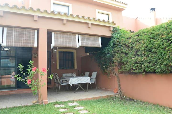 Un delicioso hogar para tus vacaciones en Chiclana - Poblado Sancti Petri - Rumah