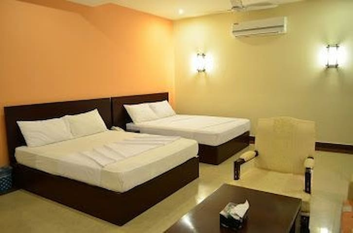 Hotels Booking Multan 03054627221