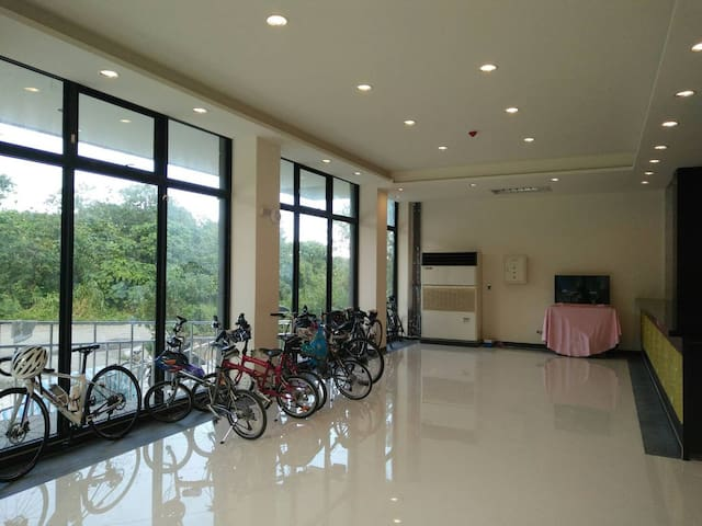 taroko全新*雙床美景套房 - Xincheng Township - Apartment