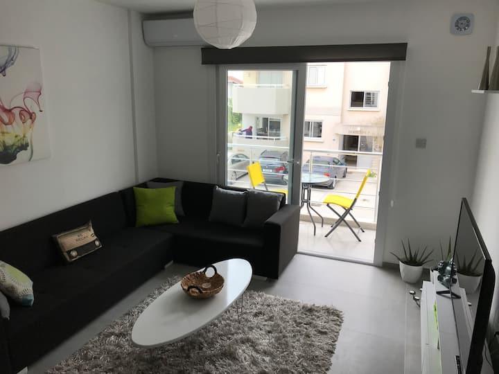 Cozy 2+1 Flat in Ortaköy , Nicosia + free wifi -3-
