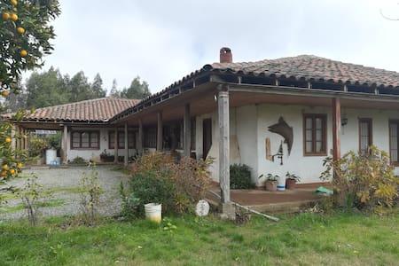CASA DE CAMPO EN LA.COMUNA DE.LINARES, CHILE