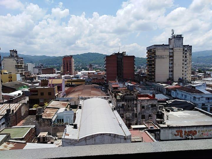 En el corazon de San Salvador de Jujuy