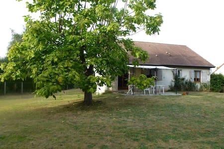 maison à la campagne - Langeron - Rumah