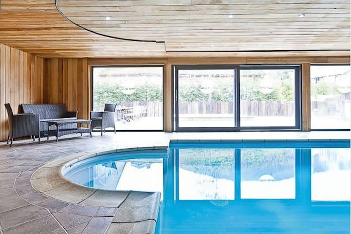 Villa Vieux Chêne **** 26persons + wellness area - Stavelot - Villa