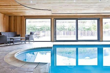 Villa Vieux Chêne **** 26personnes espace wellness - Stavelot