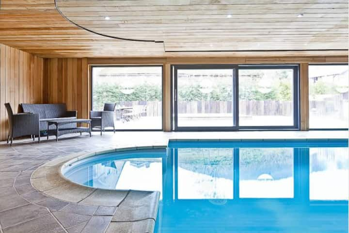 Villa Vieux Chêne **** 26persons + wellness area