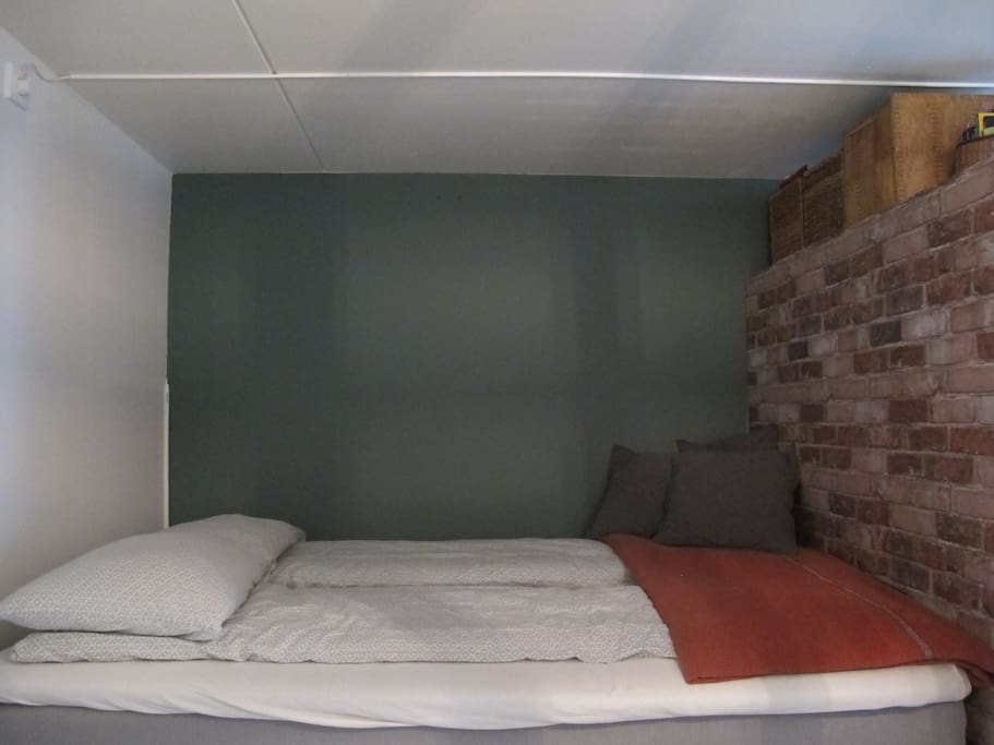 Confy bed 1,50.