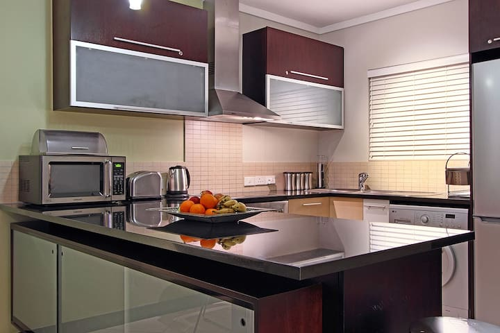 Icon 1110 with granite counter tops