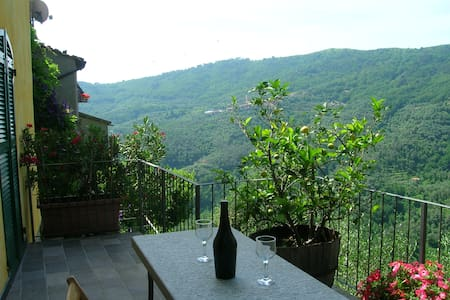 Relax in  nature in Liguria - Pietrabruna