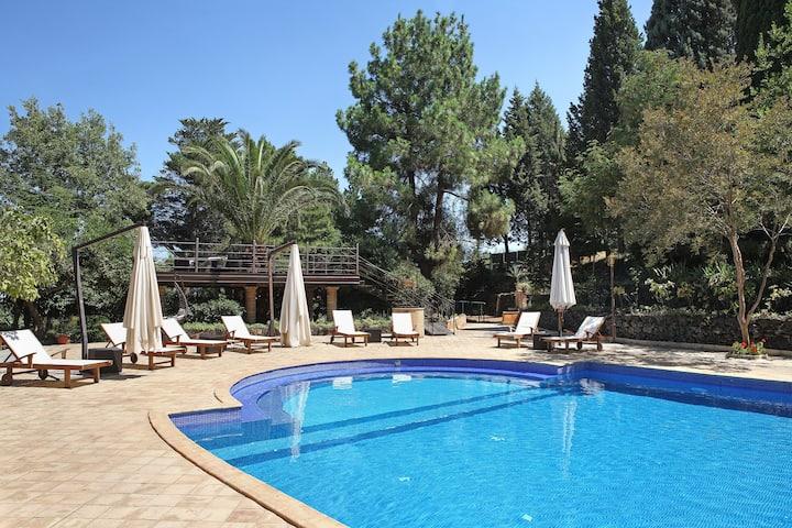 Villa Scozilia, Casa Mimosa
