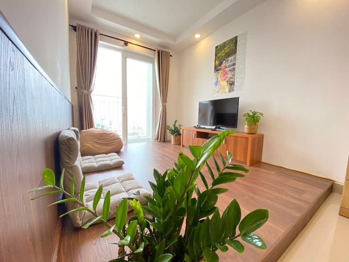 20% Discount - Cocohome Serviced.A (2BR,Seaview)