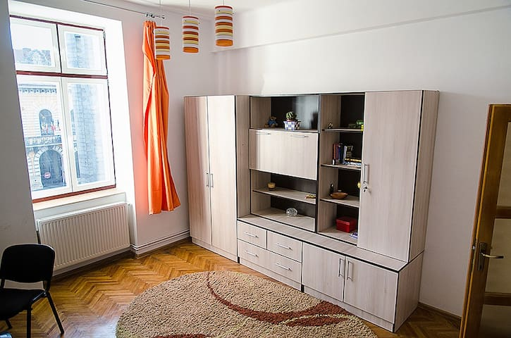 Cozy flat in the heart of the city - Cluj-Napoca - Lägenhet