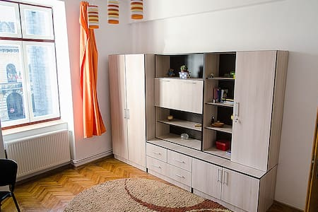 Cozy flat in the heart of the city - Cluj-Napoca