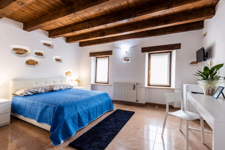 Villa La Meridiana Grezzana Verona White Room