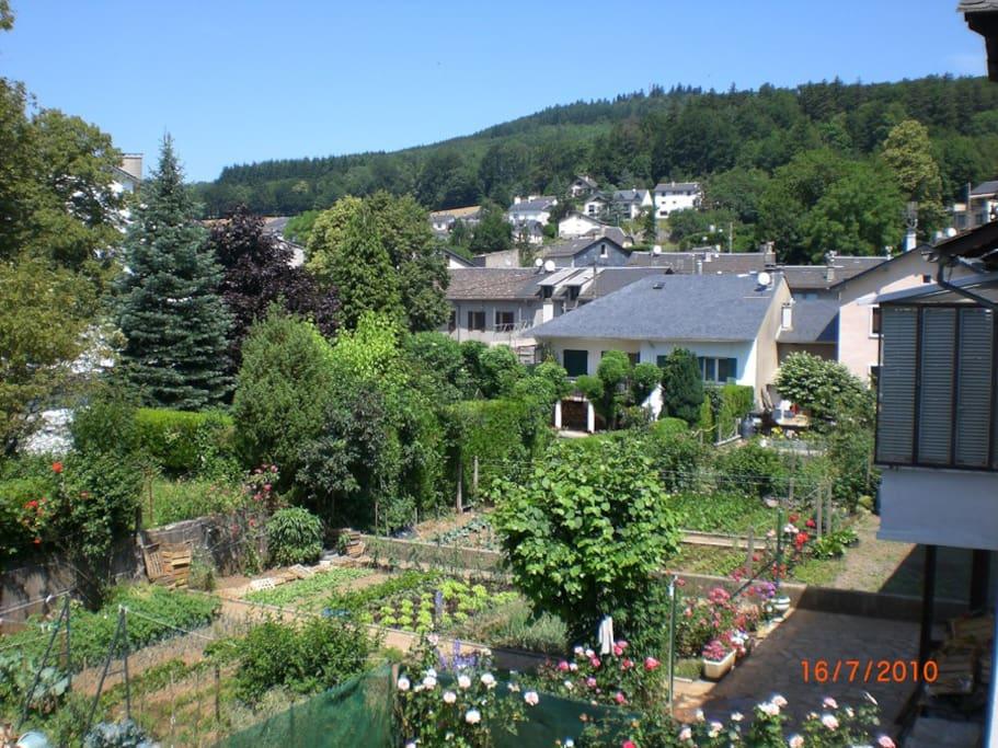 Meubl de tourisme in lacaune midi pyr n es france for Garde meuble midi pyrenees
