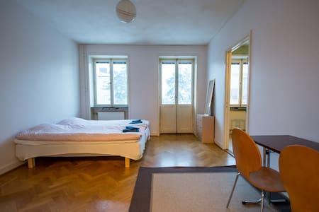 Nice apartment on Kungsholmen, Stockholm - สตอกโฮล์ม