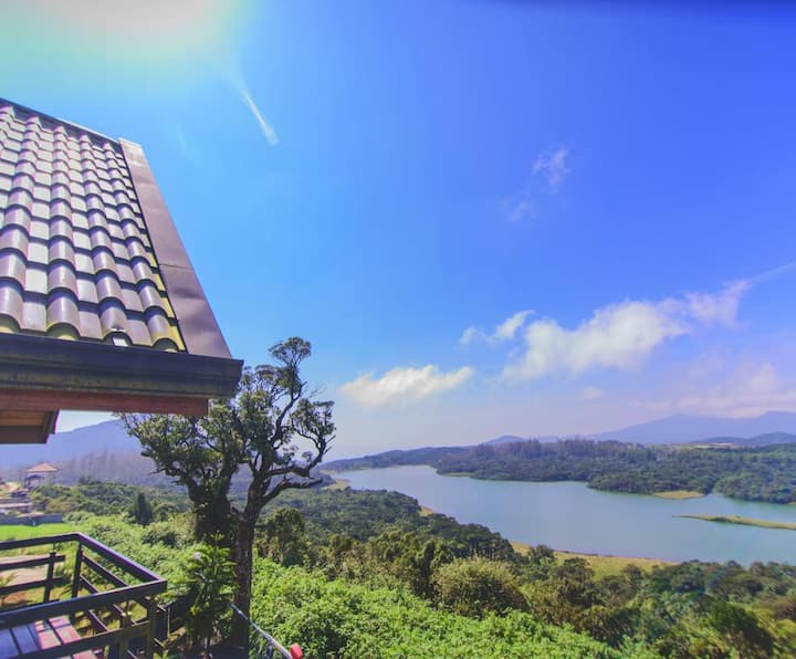 Mount Lake Inn - Lake view Cottage in Nuwara Eliya