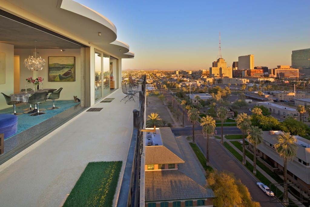 14 downtown penthouse amazing location views - Residence contemporaine yerger en arizona ...