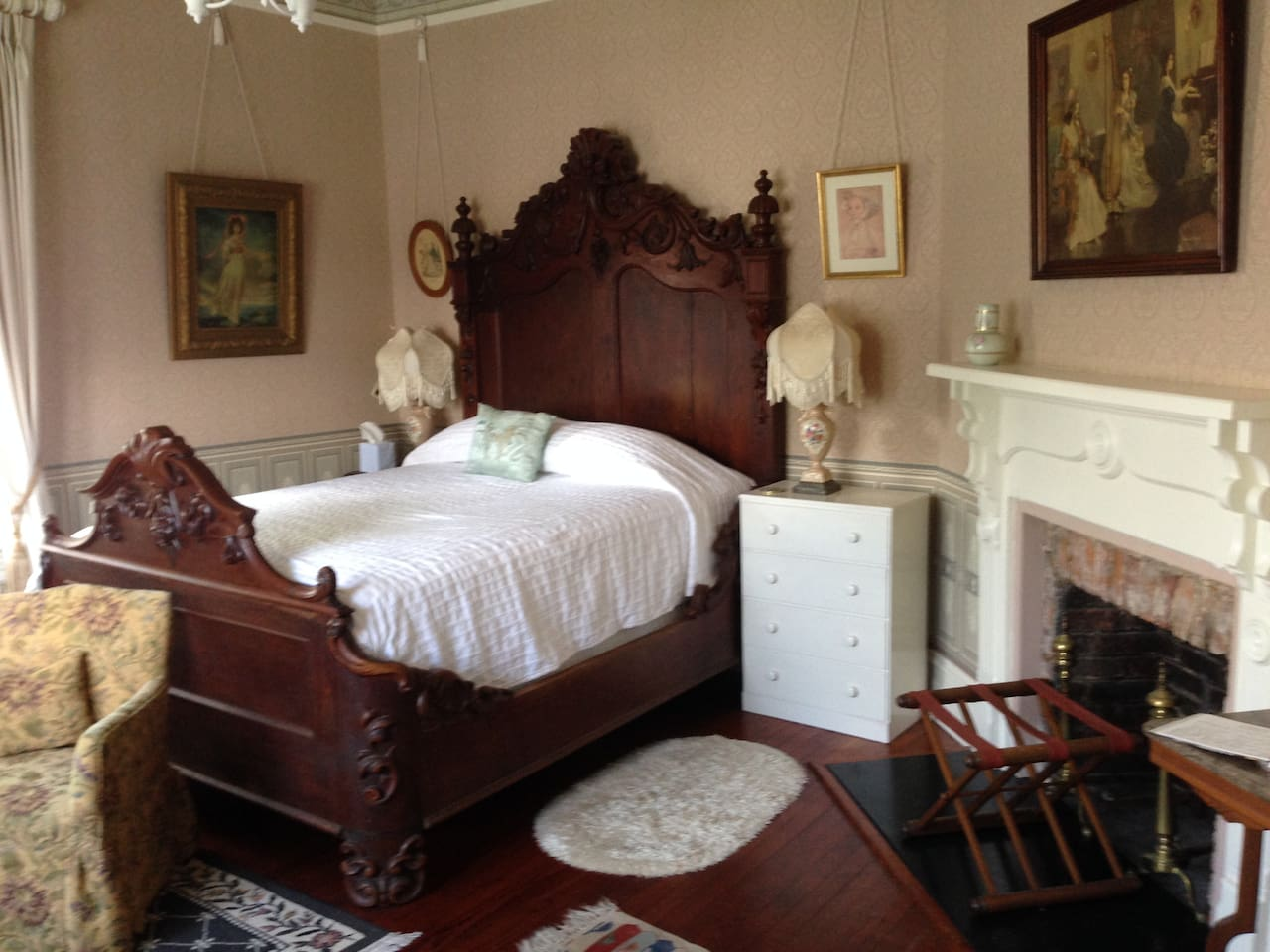 1860s Bed