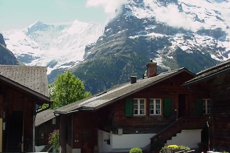 Apartment with view onto the Eiger - Grindelwald - Apartment