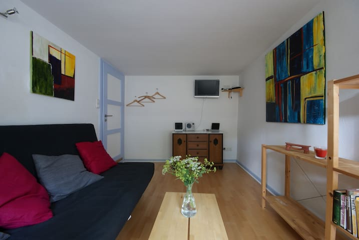 moderne Ferienwohnung mit Garten - Lehrte - Apartamento