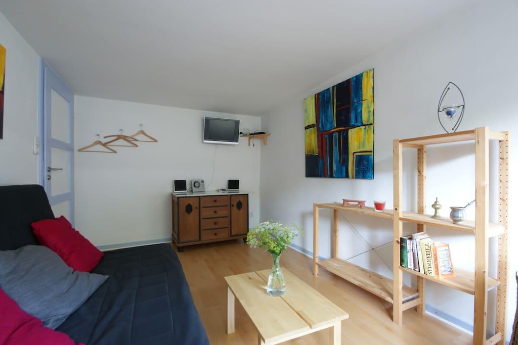moderne ferienwohnung mit garten g steh user zur miete in lehrte niedersachsen deutschland. Black Bedroom Furniture Sets. Home Design Ideas