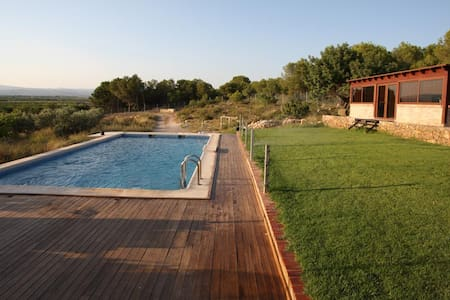 Designer villa with garden & pool - Llíria