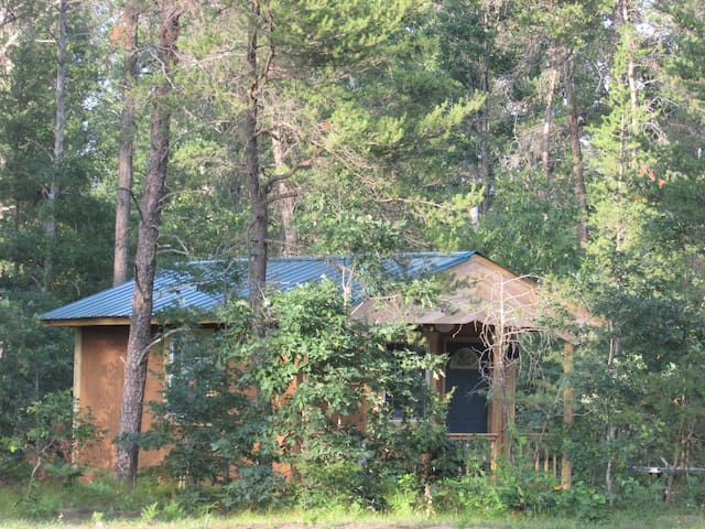 Climate Controlled Rustic Cabin, no additional fee - Irons - Chatka