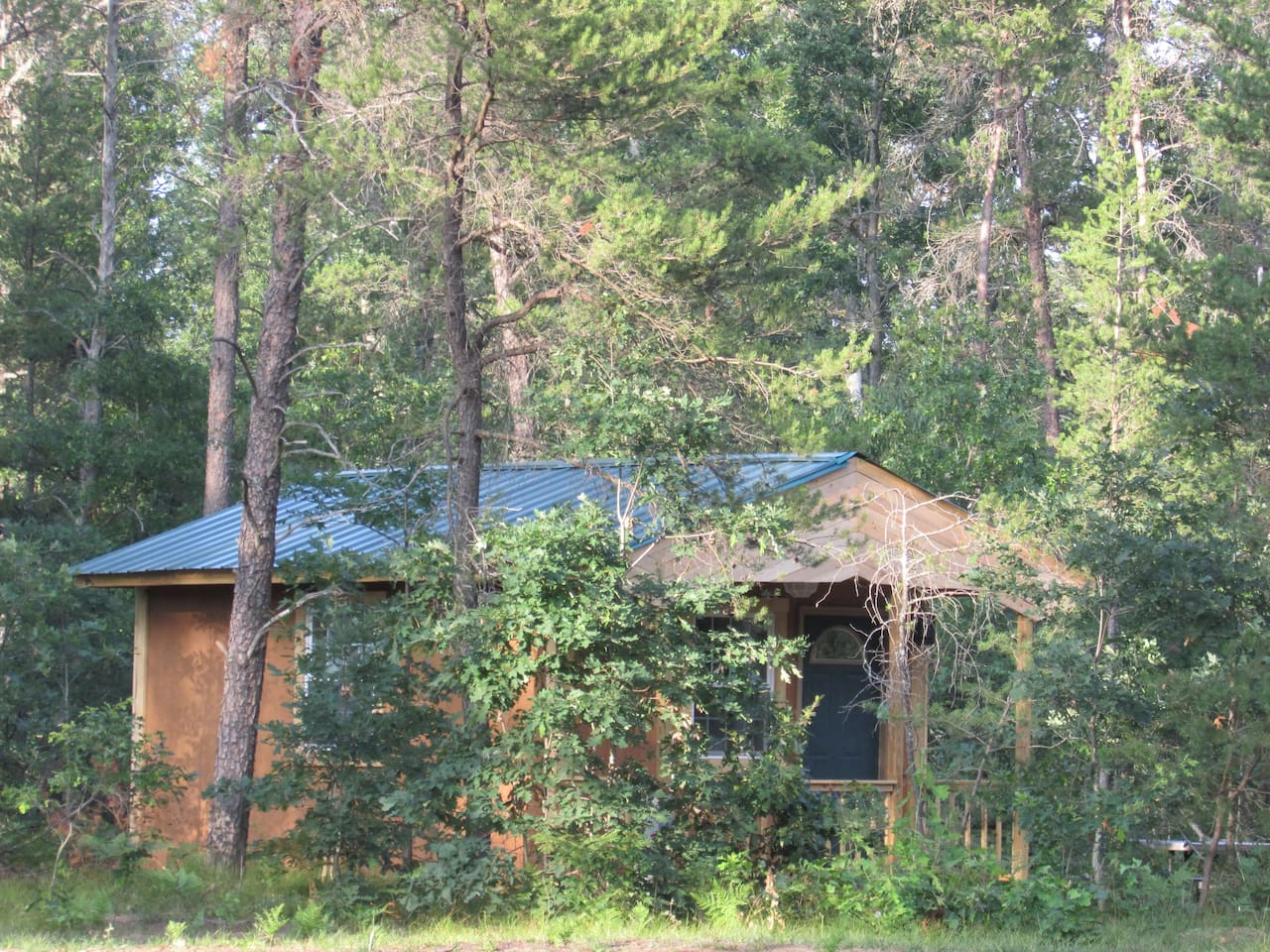 May the Peace of the Forest Be with you. Sits in the middle of 10 acres!