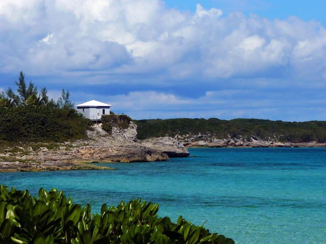 Sea Spray Cottage - North Eleuthera - Bungalow