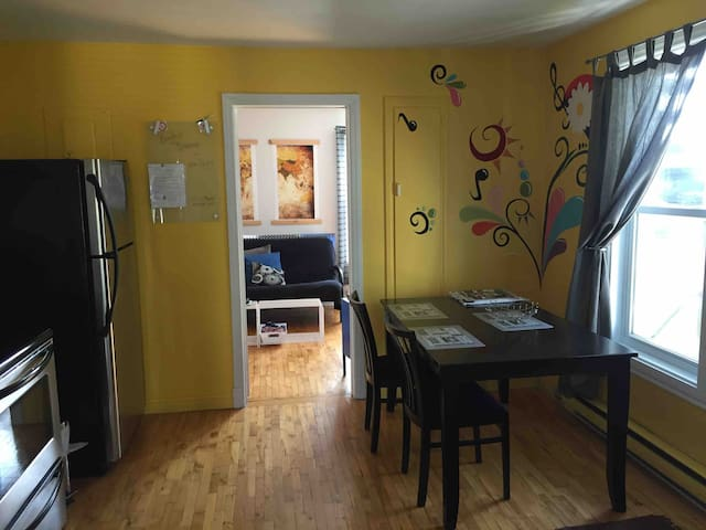 Nice apartment 3½ in Drummondville