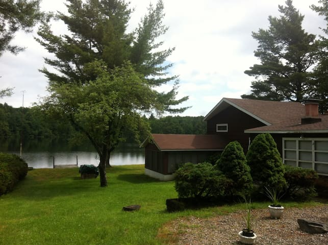 Catskills Lakefront Getaway