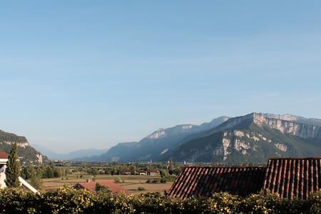 Au calme à proximité de Voiron et Grenoble - La Buisse