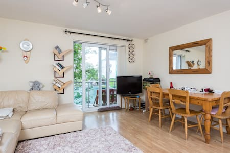 Cosy and homey bedroom+Wifi/Parking - Galway - Apartment