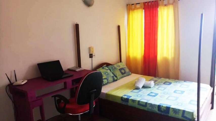 Cotonou Beach Guesthouse ( tarif est par chambre)