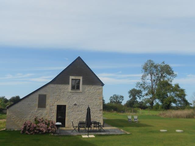 maison de campagne proche Bayeux  - Vaux-sur-Aure