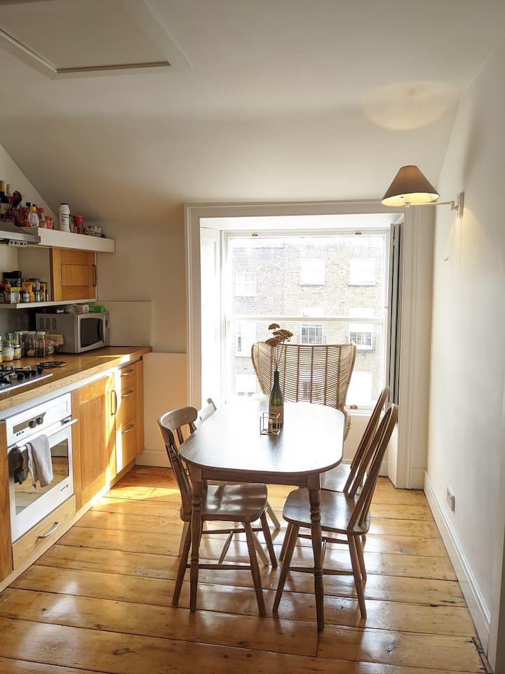 Cosy loft apartment in the heart of Dublin