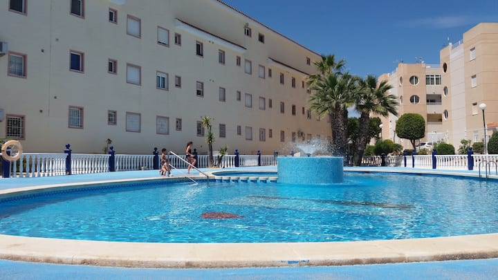 Beau T4  torrevieja 3 chambres