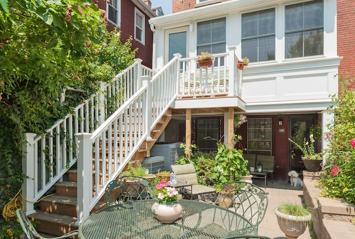 Renovated Brownstone - MIT/Kendall - Cambridge - House