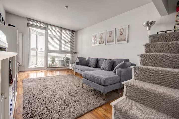 Modern 1 Bed 10 mins to King's Cross Station