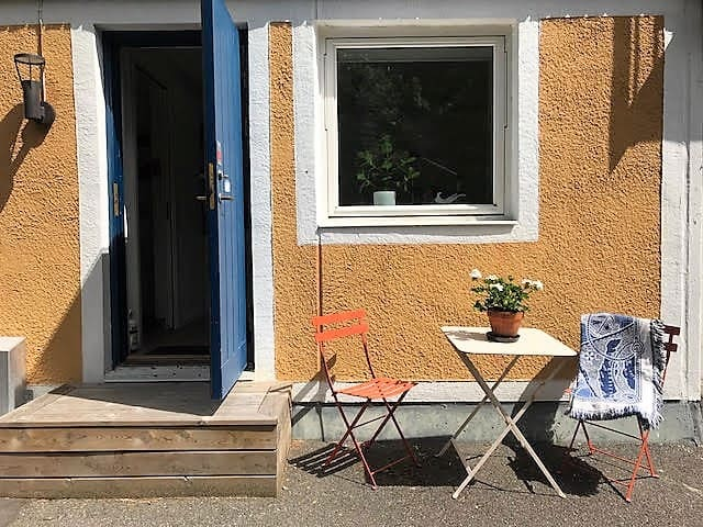 Small apartment in a scenic area of Mölndal, GBG