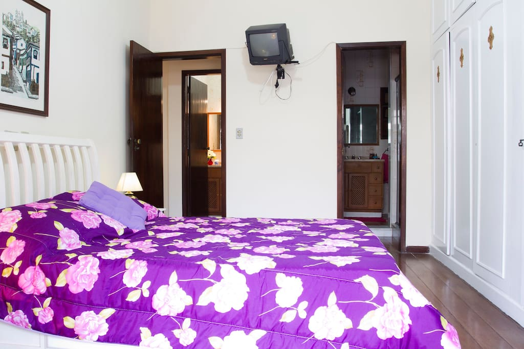 quarto/suíte 1 - master bedroom 1